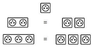 Installation prise lectrique comment installer une prise de courant - Refaire une prise electrique ...