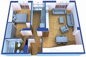 sch mas lectriques et plans de c blage branchements. Black Bedroom Furniture Sets. Home Design Ideas