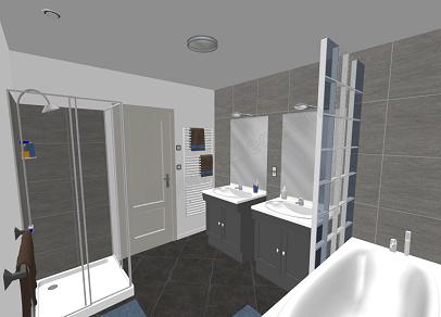norme lectrique et volumes de salle de bain salle d 39 eau 2018. Black Bedroom Furniture Sets. Home Design Ideas